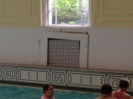 The Omni Homestead Resort : Indoor Pool