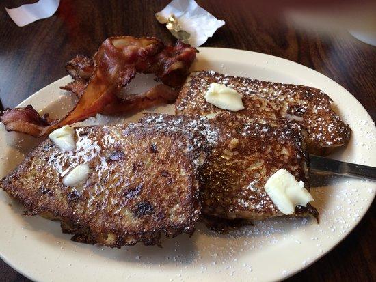 Bisbee Breakfast Club: Cranberry Orange French Toast