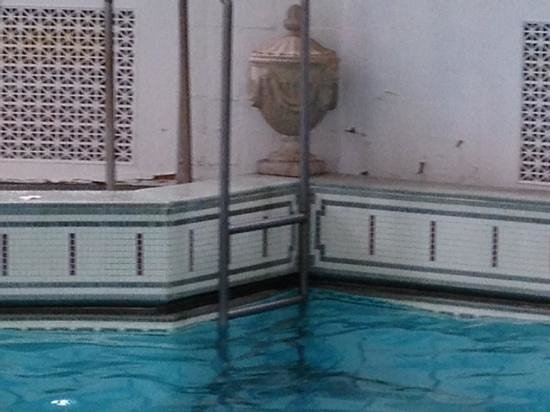 The Omni Homestead Resort: Indoor Pool