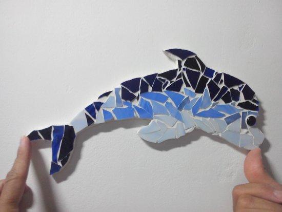 Mosaiccos: dauphin