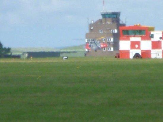RNAS Culdrose Airfield Viewing Area: 771 SAR