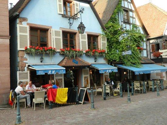 Photo de hotel restaurant hassenforder for Hotels kaysersberg