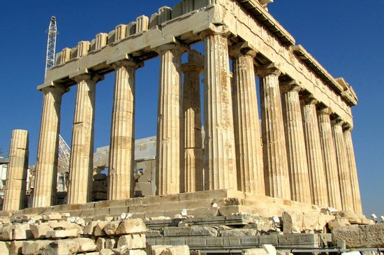 Private Greece Tours : Greek ruins