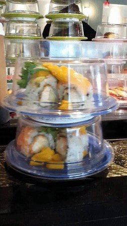 Belt Sushi and Roll