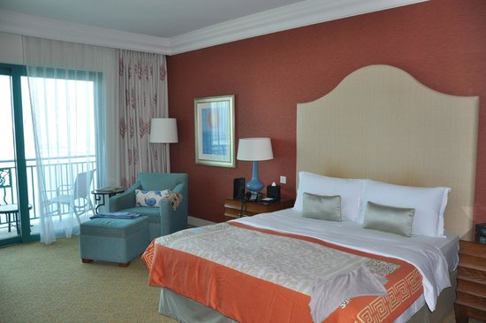 Atlantis, The Palm: Imperial Club room 13414