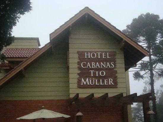 Hotel Cabanas Tio Muller: Cabanas do Tio Muller