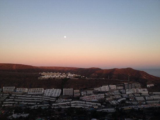 Colina Mar Apartments : Beautiful view from the balcony