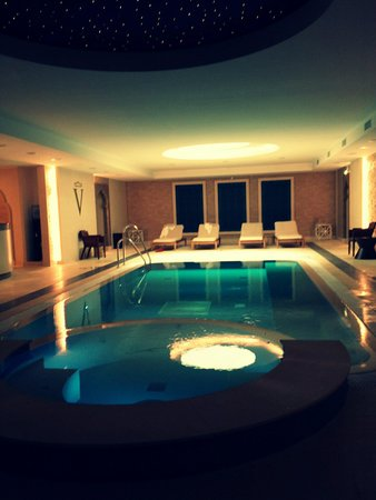 SPA - Picture of Auberge du Jeu de Paume, Chantilly - TripAdvisor