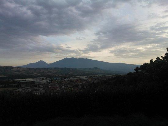 Borgo Storico Seghetti Panichi : View from the apartment's terrace