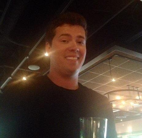 Kyle - an excellent waiter