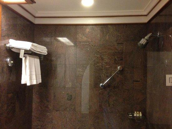 Trident, Cochin : bath