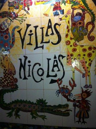 El Rancho Restaurant: Villas Nicolas - A Must Have Dinner!