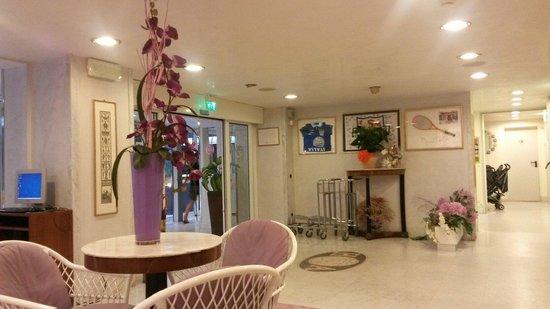 Hotel Atilius: La hall