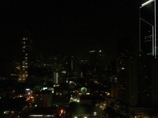 Waldorf Astoria Panama: Night view from room