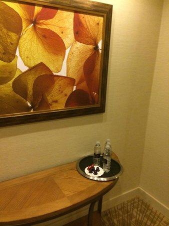 Waldorf Astoria Panama: Hall decor