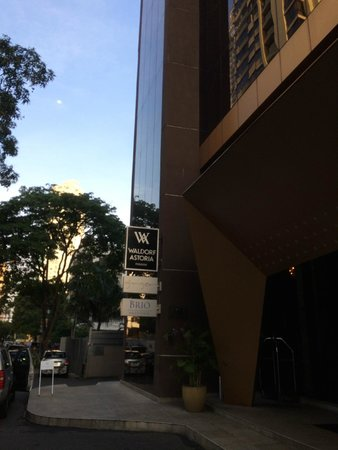 Waldorf Astoria Panama: Front door