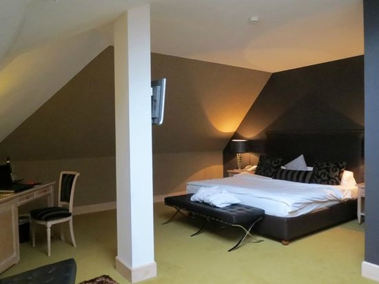 Friday Hotel Prague : Stunning room!