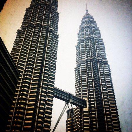 Mandarin Oriental, Kuala Lumpur : View from the room