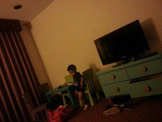 La Quinta Inn & Suites Anaheim Disneyland: Kiddy room