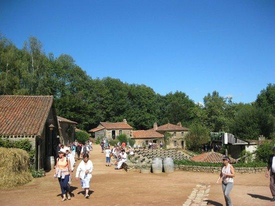 Le Puy du Fou : Le village médiéval