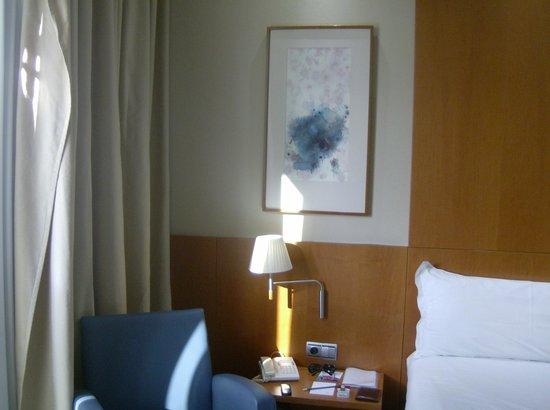 Silken Atlantida Santa Cruz: Ingresso Hotel