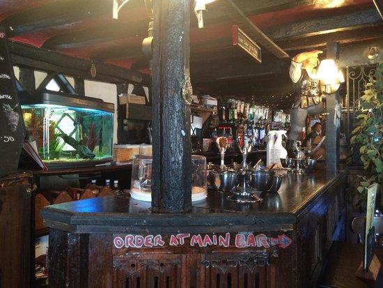 Ye Olde Pumphouse: Inside View august 2014