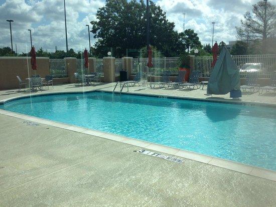 Hilton Garden Inn Houston NW America Plaza: Swimming Pool