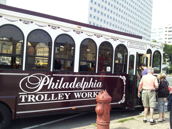 Mural Arts Program of Philadelphia - Mural Tours : Trolley