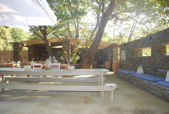 Onar: Dining area