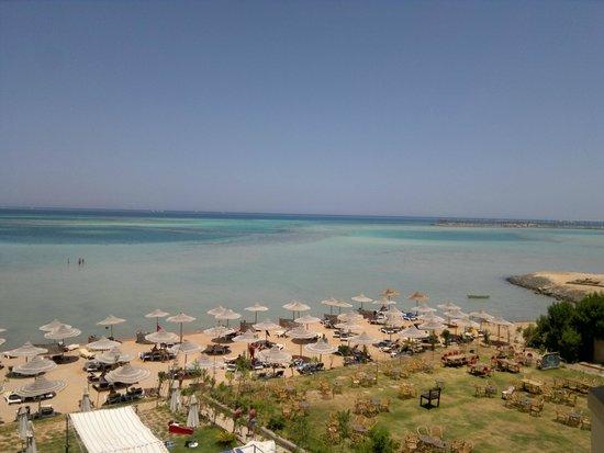 Magic Beach Hotel: Vista