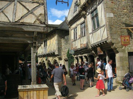 Le Puy du Fou : La cité Médiévale