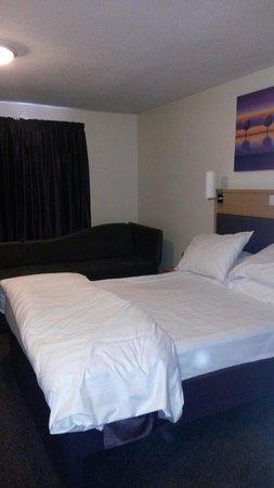 Premier Inn Telford Central Hotel: Lovely quiet room