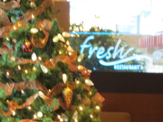 Radisson Hotel Vancouver Airport: Fresh Restaurant