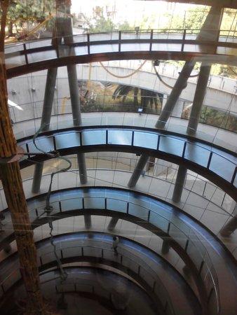 CosmoCaixa Barcelona: hall