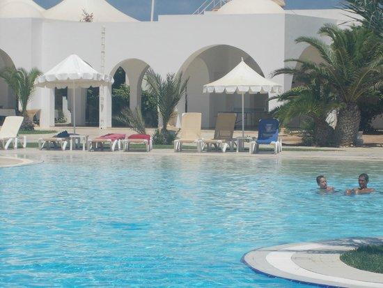 Club Iliade: La piscina