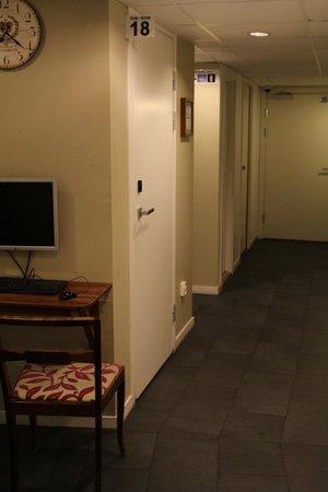 Skanstulls Hostel: internet