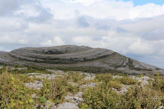 Heart of Burren Walks: Set in the harsh rocky landscape