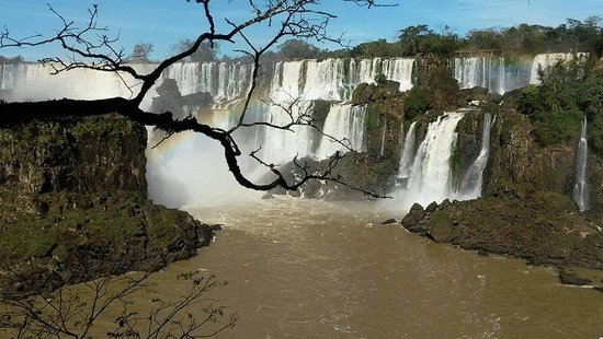 Cataratas del Iguazú: Imponente