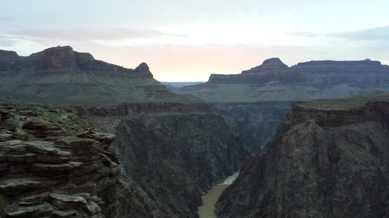 Just Roughin' It Adventure Company: Plateau Point Sunset