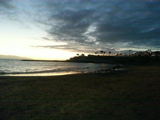 Fanabe Costa Sur Hotel: la plage
