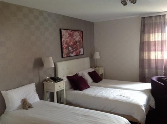 Le Relais du Ried Hotel - Restaurant et Spa : chambre