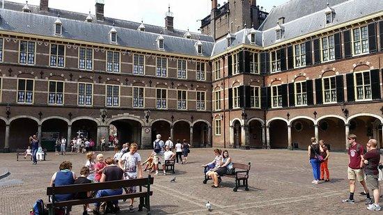 Binnenhof & Ridderzaal (Inner Court & Hall of the Knights): Binnenhof & Ridderzaal, Haia.