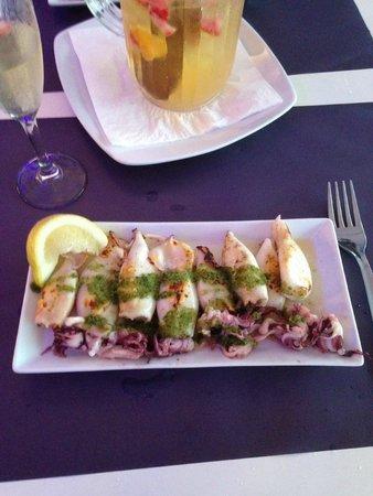Restaurant PIC NIC: Кальмары