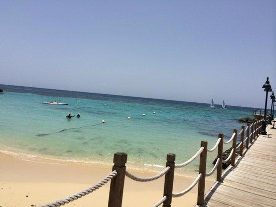 Sandals Ochi Beach Resort: Ochi Beach Club Ocean View