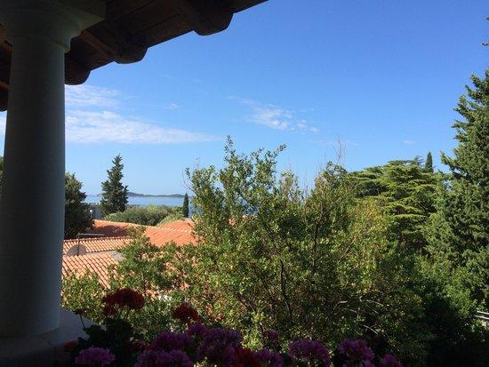 Villas Plat : View from villa Anita