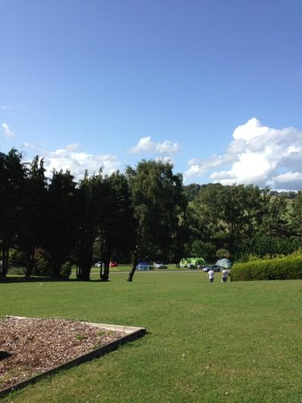 Newlands Holiday Park: Park view