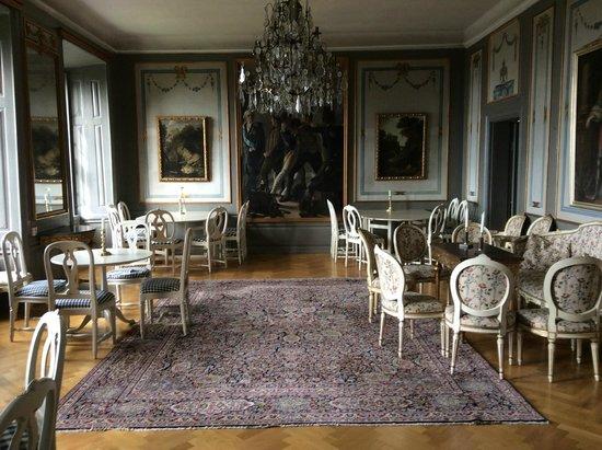 Vastana Slott : Breakfast room
