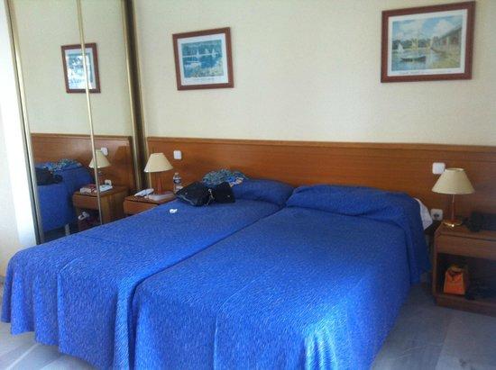Roc Illetas: chambre