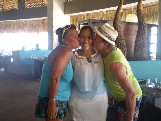 Barcelo Bavaro Beach - Adults Only : Merci Maria Mercedez
