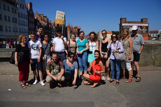 Alternative Gdansk - Free Walking Tours: All the group!